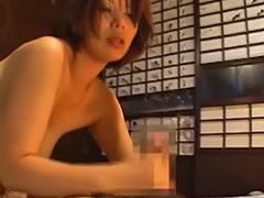 Shouda, Mature asian masturbation, Chisato shouda