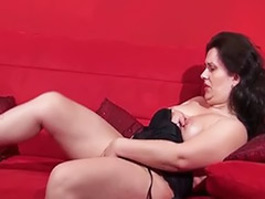 Touching, Solo housewife, Mature amateur brunette, Housewife solo, Touch
