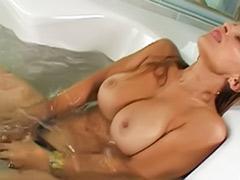 Shaved mature solo, Solo bath, Matures big tits solos, Mature solo big tits, Mature latin, Mature bathing