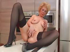 Stocking mature solo, Sexy lady, Solo mature stockings, Solo ladies, Solo in stockings, Mature sexy masturbation