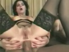Screaming, Scream anal, Scream, Mature stockings anal, Mature ass anal, Mature anal gangbang