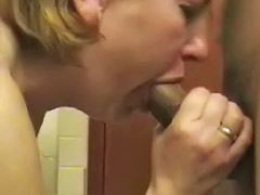 Mature wife amateur, Mature gagging